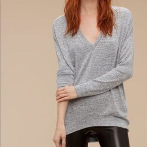 Wilfred Free oversize Marbled sweater.